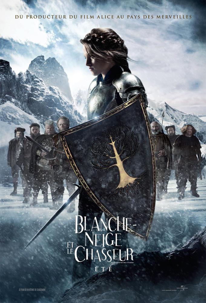 Blanche neige et le chasseur - Achat / Vente pas cher