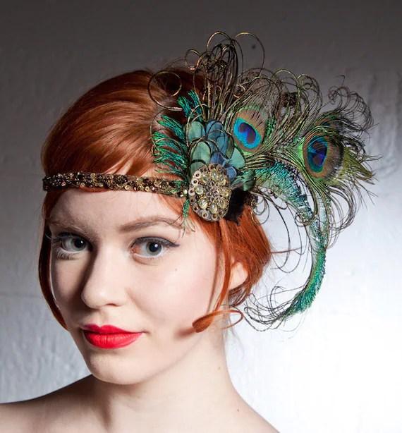 Hippie Hair Accessories For Boho Weddings Headbands