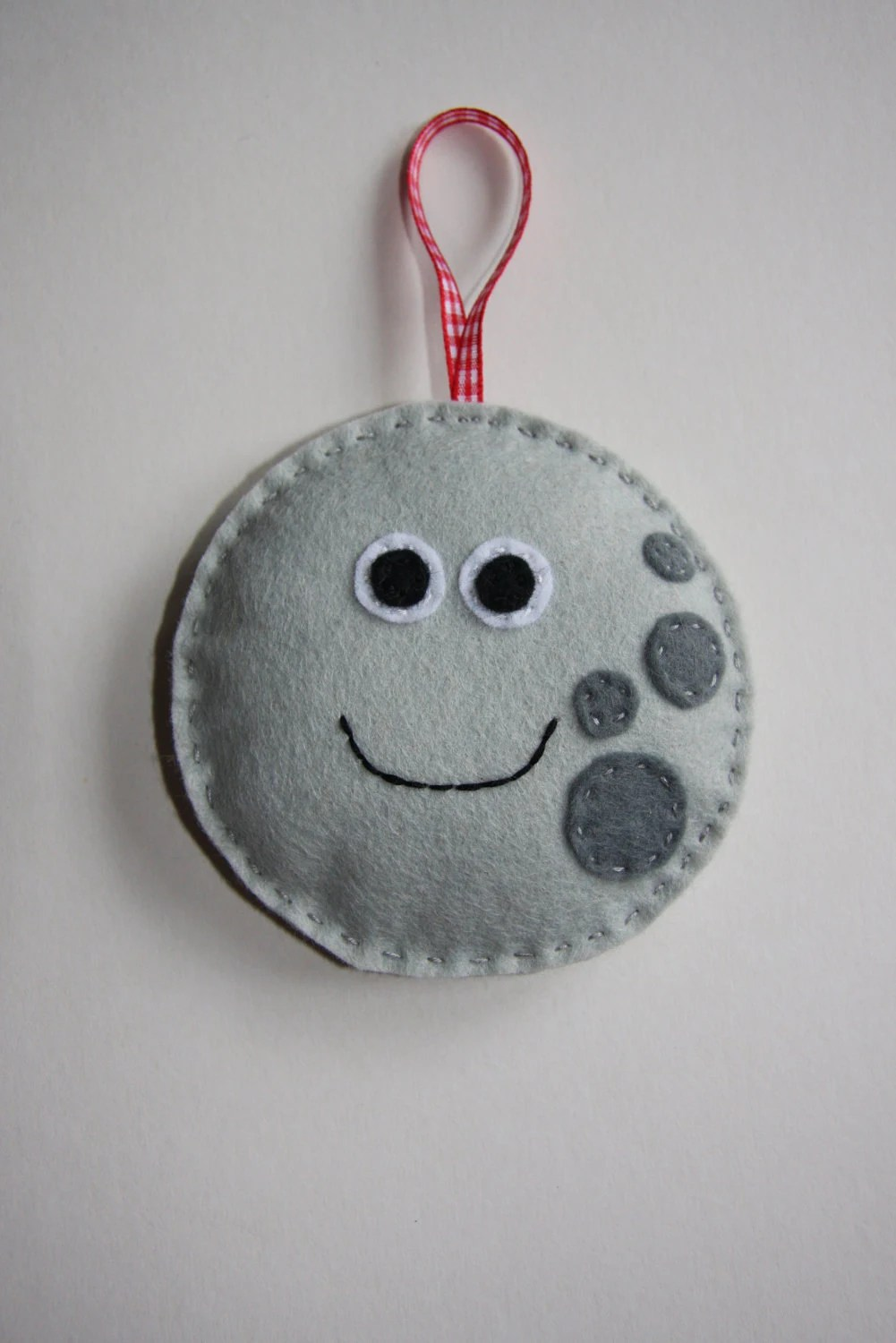Mercury happy planet christmas ornament