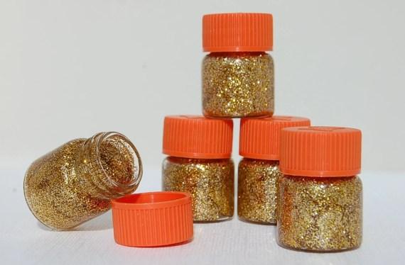 Gold Digger Glitter Gel Makeup - WAR PAINT - CannibalCrafts