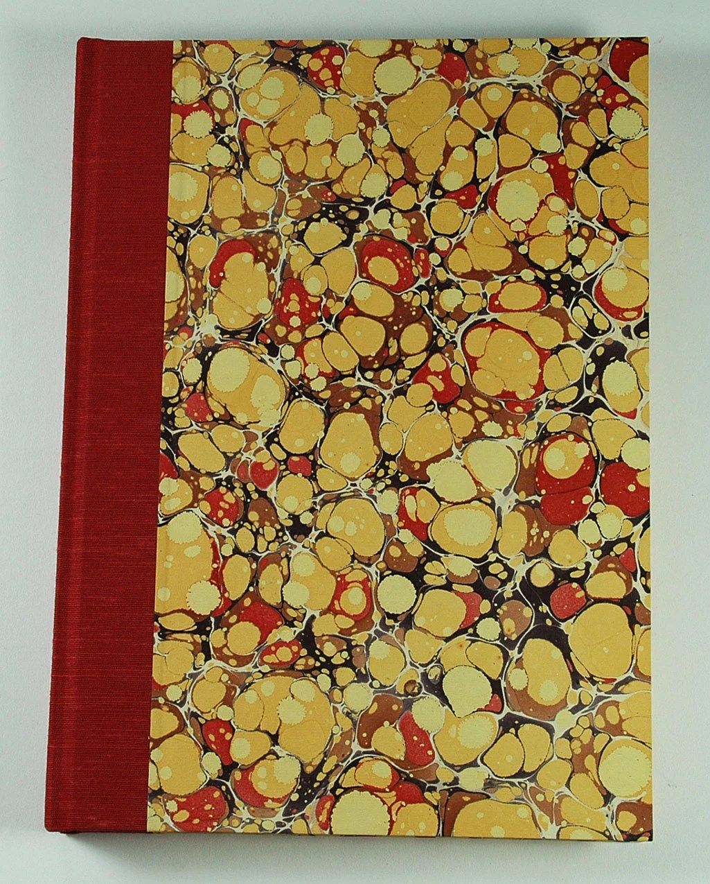 Journal  Sketchbook Extra Large  GOLD STONE - WolfiesBindery