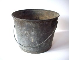 Image result for tin pail