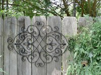 Outdoor wall decor on Pinterest