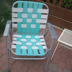 Lawn Chair Repair Covers Wedding South Wales Webbing Replacement
