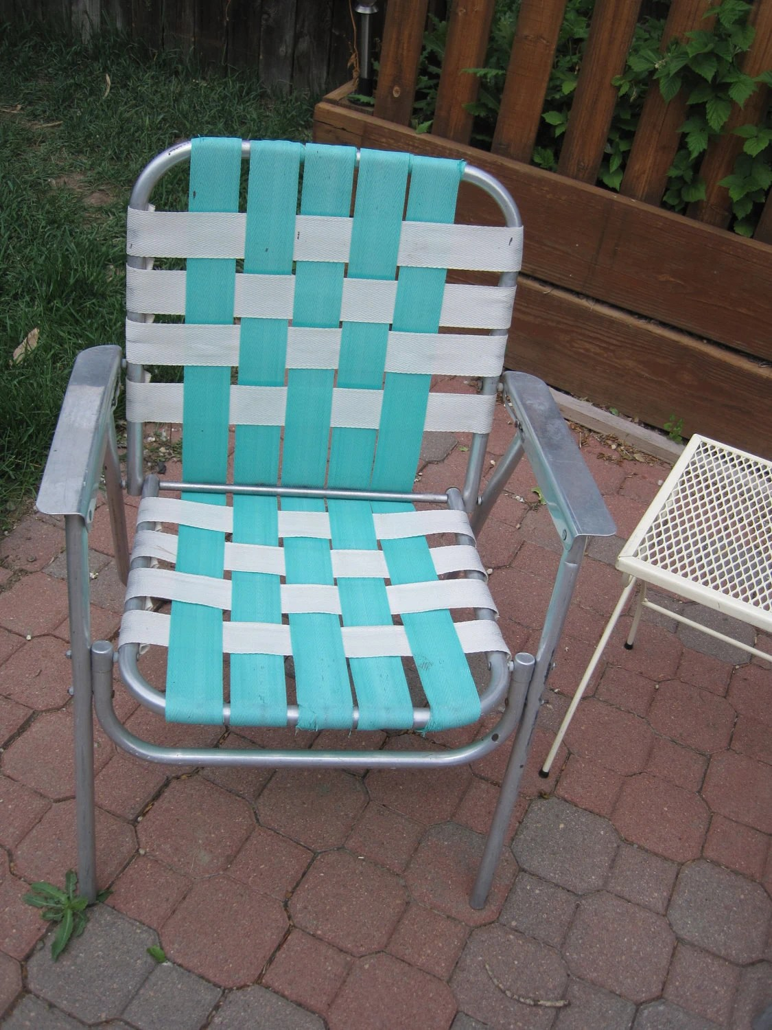 repair lawn chairs rolling desk chair mat webbing replacement