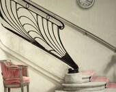 Architecture photography,  Fine Art Photography  , Home decor, Home theater art, Home theater, Home theater decor, Art nouveau, 6x6(15x15cm) - PhotographyDream