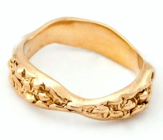 Acorn ring- CocoNaty