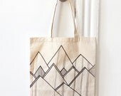 Cool Mountains Tote Bag - hellosleepywhale