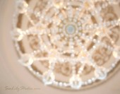 Chandelier - 11x14 - Fine Art Print - SeaLilyStudio