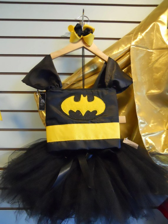 Batman Tutu Costume Last Day to Order is Oct. 19th - SECBoutique