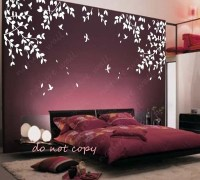 Wall Decor Made From Branches | Interior Decorating