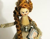 Harriet Beecher Stowe - Sachet Doll - DollMonster