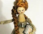 Harriet Beecher Stowe - Sachet Doll - DollMonster