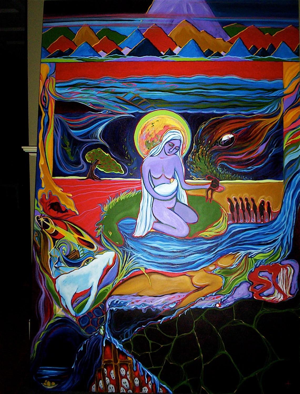 SPIRREALISM: The Weeping Prophet