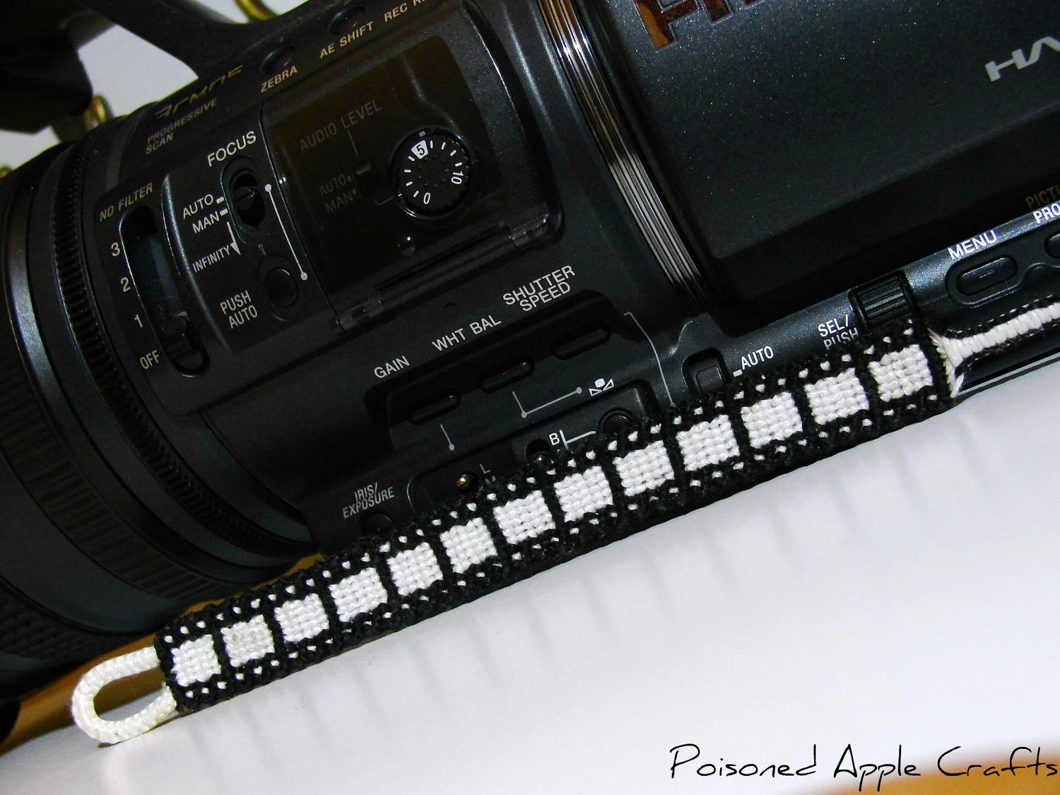 Made to Order Film Strip Friendship Bracelet