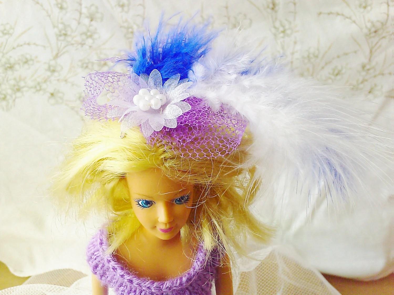 BARBIE CLOTHES Handmade Royal Wedding inspired  dress- barbie doll (nannycheryl original)  890 x 85