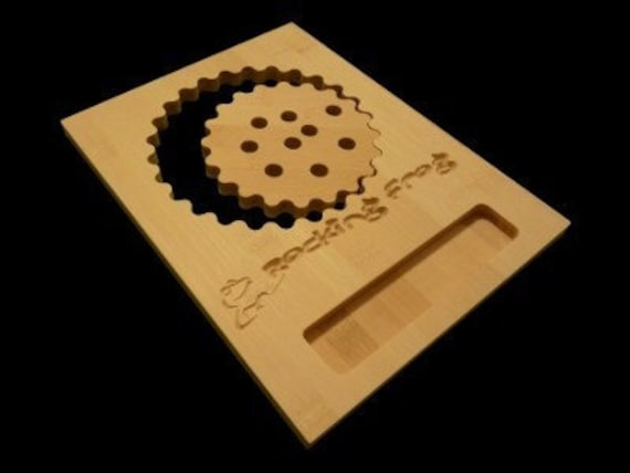 Spiral Drawing Toy (Bamboo) FREE SHIPPING