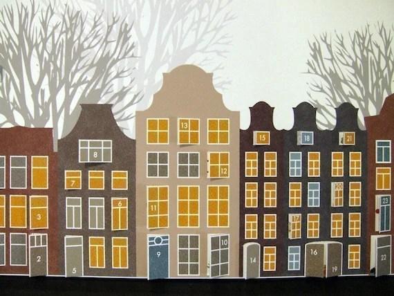 amsterdam advent calendar