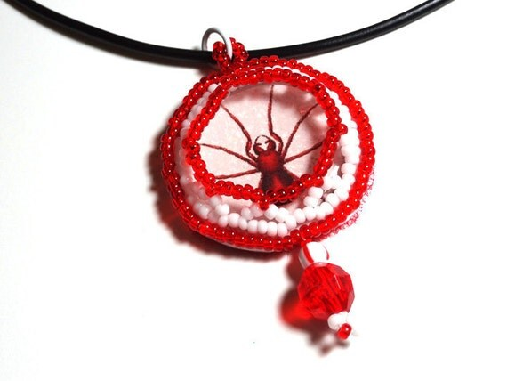 Spider Necklace - $11.95