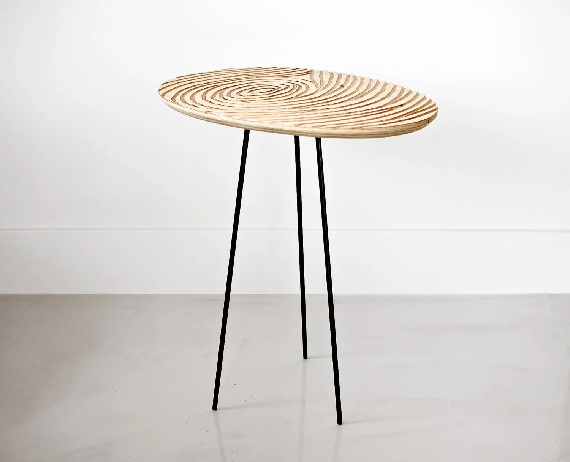 FINGERPRINT - coffee table