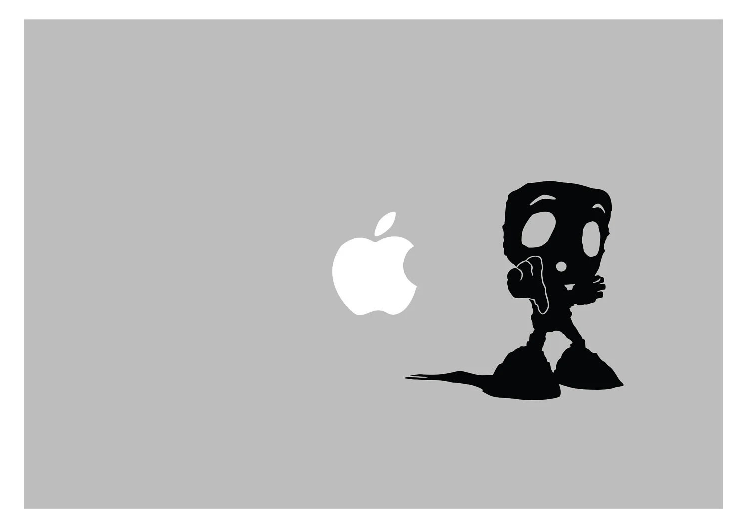 League of Legends - Amumu decal: For Laptop, Car etc..
