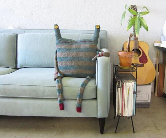 Beast Pillow - CUSTOM ORDER