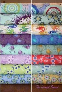 Cosmos - Fat Quarter Bundle Complete Collection by Dan Bennett  Fabric Quilt Cotton