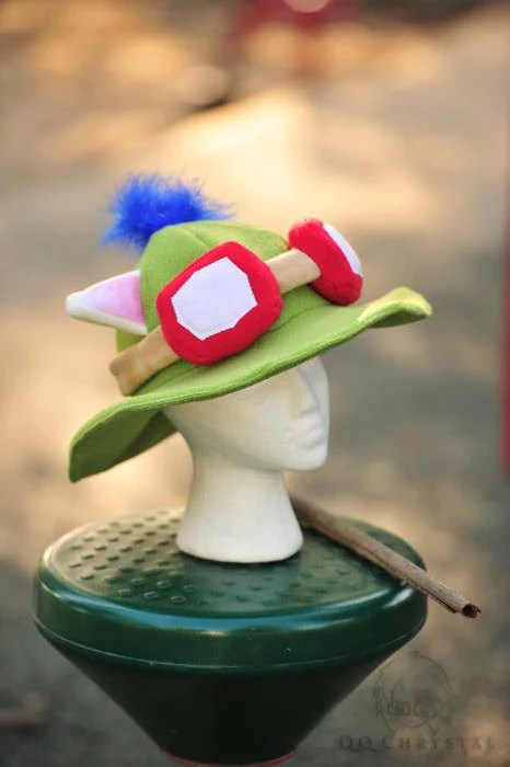 League of Legends: Teemo's Fleece Hat