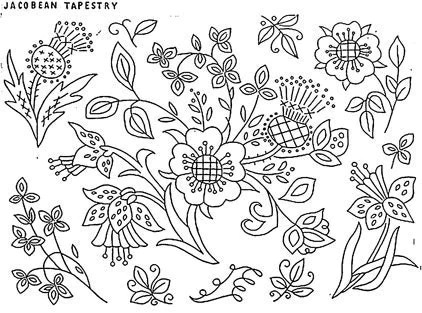 FREE CREWEL PATTERNS « Free Patterns