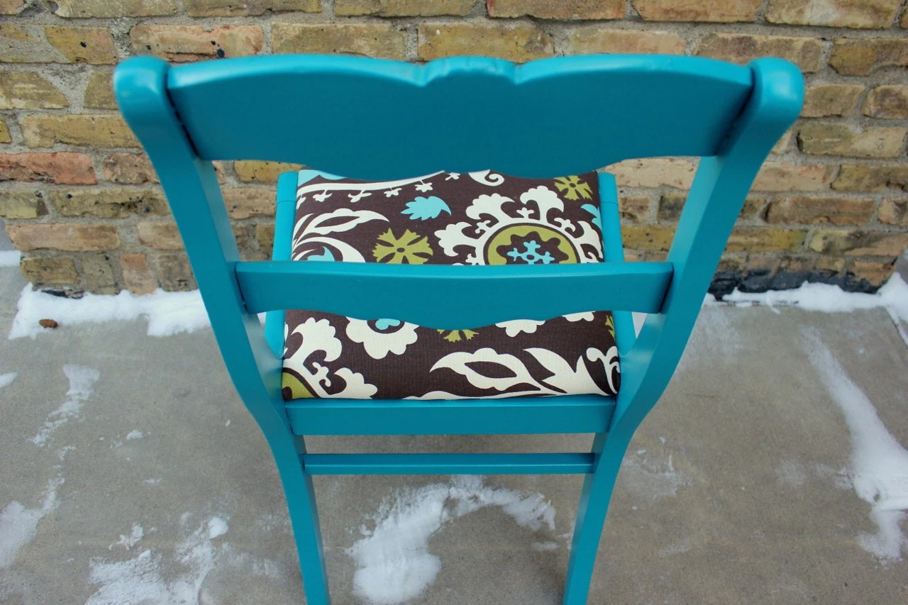 tell city chairs pattern 4222 white nailhead chair antique a second teal rose back