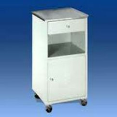 Steel Chair Buyers In India With Tablet Arm Concept Corporation - Bedside Locker Manufacturer & Exporters Indore