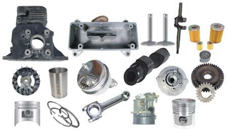 Oil Engine Spares Parts Manufacturer In