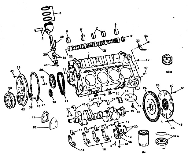 Buy Commercial Vehicle Engine Parts from Goyal Tractor and