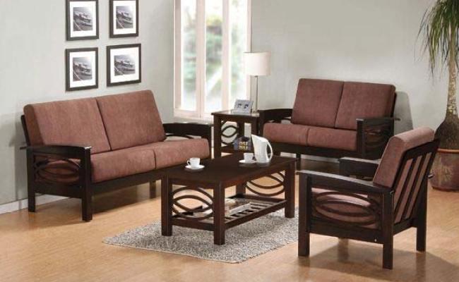 Buy Wooden Sofa Set From Hemversha Art Industry Jodhpur