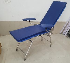folding chair in rajkot boat seats captains chairs metal manufacturers and suppliers india stainless steel blood donor