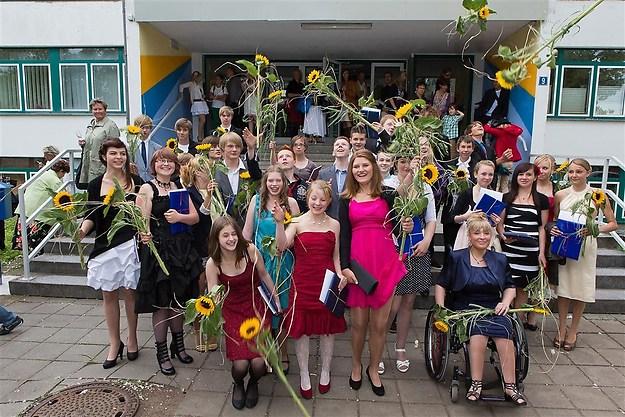 02062012 Jugendweihe an der Saaleschule  Fotograf