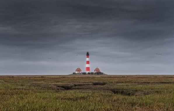 wallpaper landscape nature lighthouse