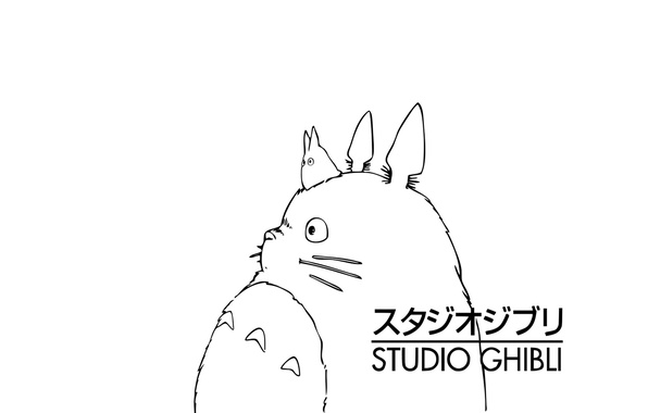 Wallpaper my neighbor Totoro, totoro, Totoro images for