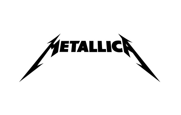 Wallpaper music, music, logo, logo, Rock, Rock, Metallica