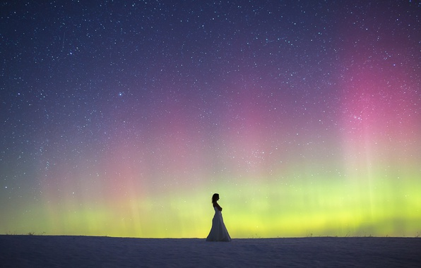 Northern Lights Dress