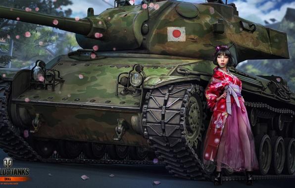 Tank Girl Phone Wallpaper Wallpaper Girl Japan Geisha Tank Girl Tanks Wot