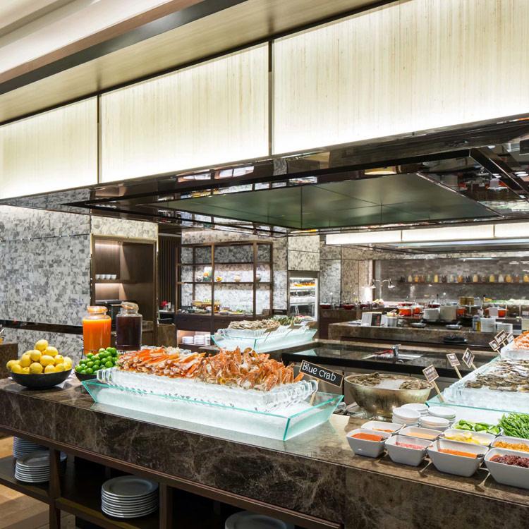 曼谷JW Marriott萬豪酒店JW Cafe餐廳自助午餐-曼谷自助餐-Hopetrip旅遊網