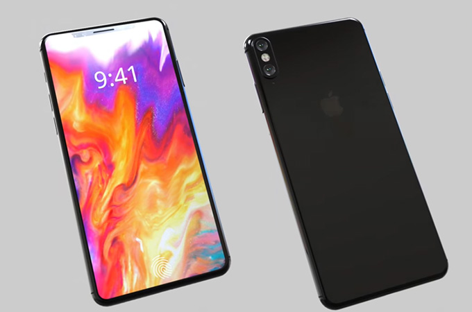 Apple iPhone 11 conceito