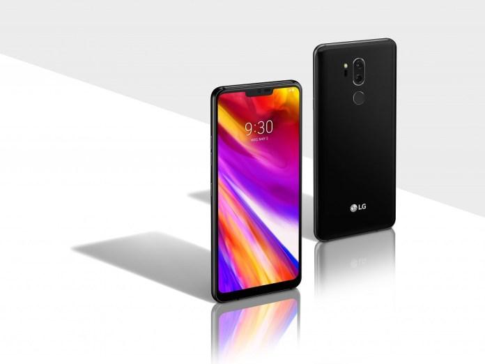LG G8 ThinQ vazamento