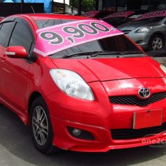 Toyota Yaris Trd Grand New Avanza G Luxury 2010 Sportivo 1 5 In ภาคกลาง Automatic Hatchback ส