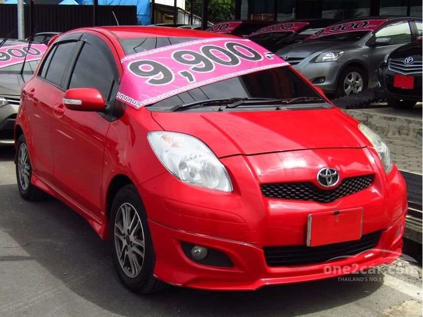 new yaris trd all camry hybrid indonesia toyota 2010 sportivo 1 5 in ภาคกลาง automatic hatchback ส