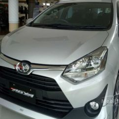 New Agya 1.2 G Trd All Toyota Camry 2019 Thailand Jual Mobil 2017 Sportivo 1 0 Di Dki Jakarta Manual Hatchback