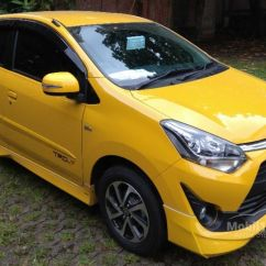 Review New Agya Trd 2018 Brand Camry Price Jual Mobil Toyota 1 2 Di Dki Jakarta Automatic Hatchback