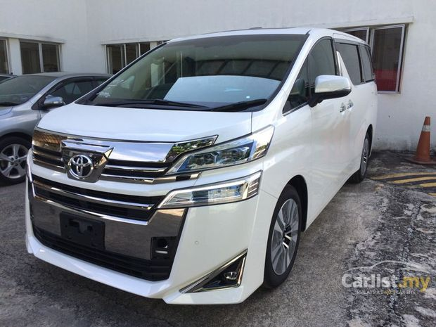 harga all new vellfire 2017 sarung jok grand veloz search 109 toyota cars for sale in malaysia carlist my