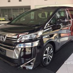 Harga All New Vellfire 2017 Review Agya Trd 2018 Search 109 Toyota Cars For Sale In Malaysia Carlist My
